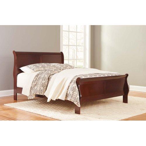 Queen Alisdair Sleigh Bed w/Rails