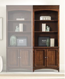 Home Office Latitude Bunching Bookcase