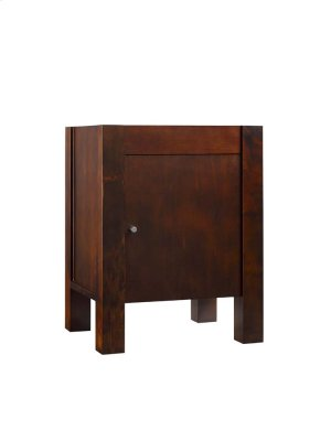 "Devon 23"" Bathroom Vanity Base Cabinet in Vintage Walnut Product Image"