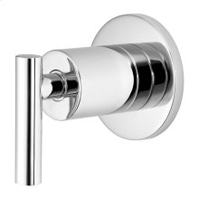 Polished Chrome Diverter Trim