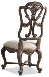 Dining Room Rhapsody Wood Back Side Chair