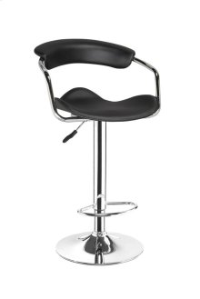Venus Black Bar Stool