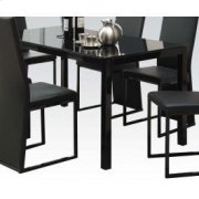 Dining Table W/bk Gl (1pc/1ctn Product Image