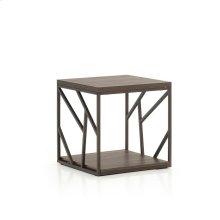 Studio Living Metal/Laminate End Table