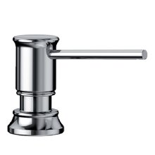 Blanco Empressa Soap Dispenser - Chrome