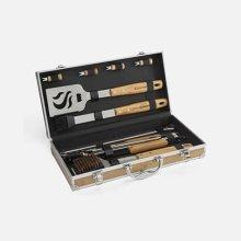 13-Piece Bamboo Tool Set
