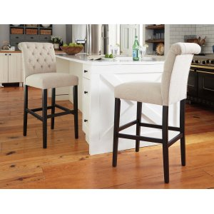 Ashley Furniture Tripton - Medium Brown Set Of 2 Dining Room Barstools