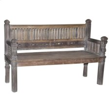Wood Bench SFK Product Image