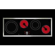 CE 490: 36-inch ultra-slim electric cooktop