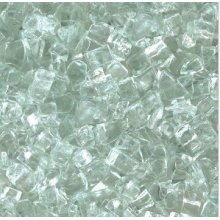 FG-10LBS Bucket of Crushed Fire Glass