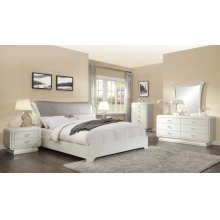 BELLAGIO QUEEN BED @N