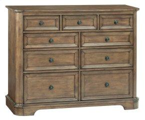 RGB 9-Drawer Stonewood Dresser