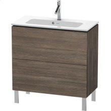 Vanity Unit Floorstanding Compact, Pine Terra (decor)