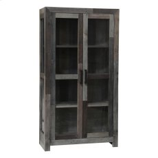 Omni 2Dr Curio Cabinet Storm Product Image