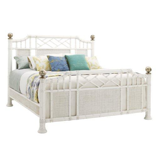 Pritchards Bay Panel Bed King