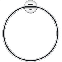Towel Ring, Chrome