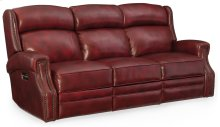 Living Room Carlisle Power Motion Sofa w/Pwr Headrest