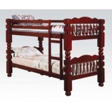 Cherry 4.5 Post T/t Bunk Bed