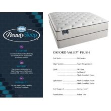 Beautysleep - Oxford Valley - Plush - Queen