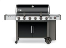 Genesis II LX E-640 Gas Grill Black Natural Gas
