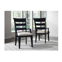 Breckenridge Ladder Back Arm Chair Product Image