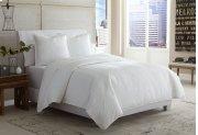 3 pc Queen Covelet/Duvet White Product Image