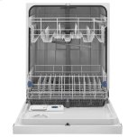 Whirlpool Energy Star® Certified Dishwasher With Sensor Cycle Monochromatic Stainless Steel