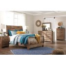 Blaneville - Brown 5 Piece Bedroom Set Product Image