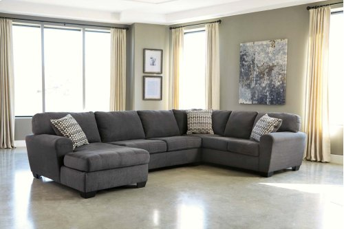Sorenton - Slate 3 Piece Sectional