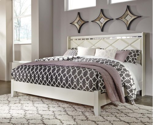 Dreamur - Champagne 2 Piece Bed Set (King)