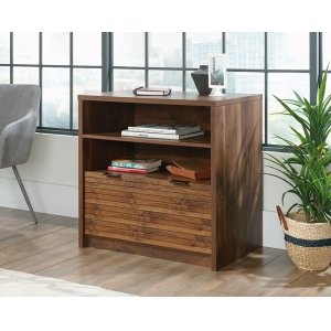 SauderLateral Filing Cabinet with Open Shelf