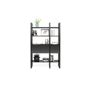 Bdi Furniture5402 Cb in Charcoal Stained Ash Black