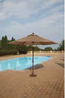 Umbrella Accessories - Multi 2 Piece Patio Set Product Image
