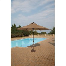 Umbrella Accessories - Multi 2 Piece Patio Set