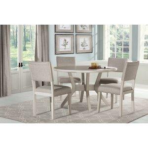 Hillsdale FurnitureElder Park 5 Piece Round Dining Set