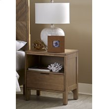 Nightstand - Jute Finish