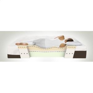Comforpedic - Balanced Days - Luxury Plush - Twin XL