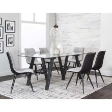 Tripoli 7pc Dining Set