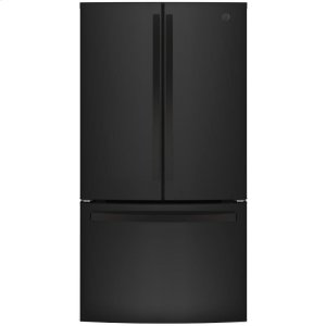 GE®ENERGY STAR® 27.0 Cu. Ft. French-Door Refrigerator