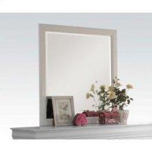 White L.p III Mirror