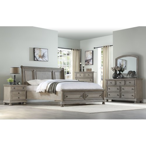 Ashcott Queen Bed