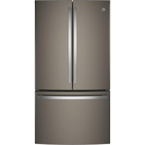 GE ProfileGE Profile™ Series ENERGY STAR® 23.1 Cu. Ft. Counter-Depth French-Door Refrigerator