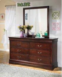 Alisdair - Dark Brown 2 Piece Bedroom Set Product Image
