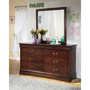 Ashley Furniture Alisdair - Dark Brown 2 Piece Bedroom Set