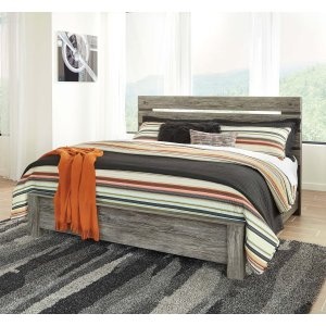 Ashley Furniture Cazenfeld - Black/gray 3 Piece Bed Set (King)