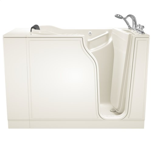 30x52-inch Walk-In Tub with Combo Air Spa and Whirlpool Systems  American Standard - Linen