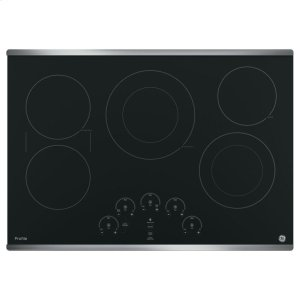 "GE ProfileGE PROFILEGE Profile™ 30"" Built-In Touch Control Electric Cooktop"