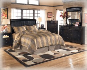 B20878 king sleigh headboard by ashley furniture behar 39 s for Furniture in everett wa