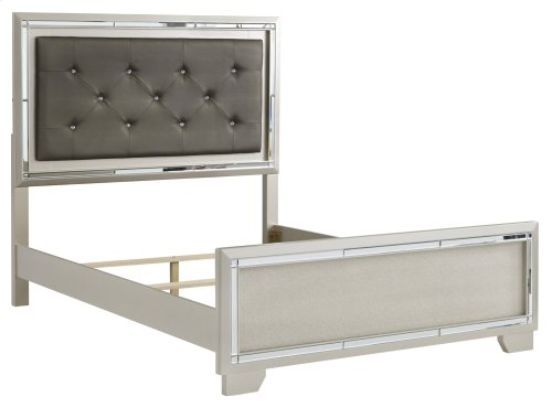 Full Panel Footboard