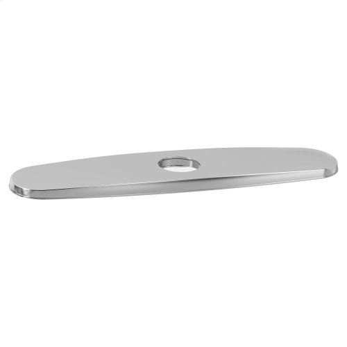 Delancey Kitchen Faucet Deck Plate - Polished Chrome